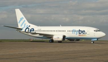 Flybe Boeing 737