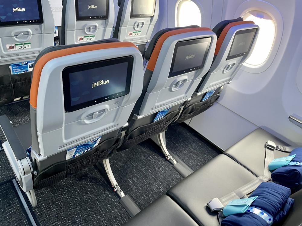JetBlue A321LR Seats