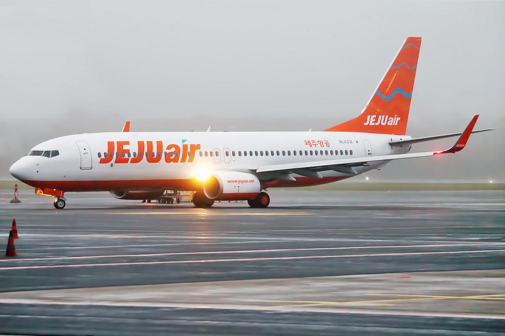Jeju Air B737