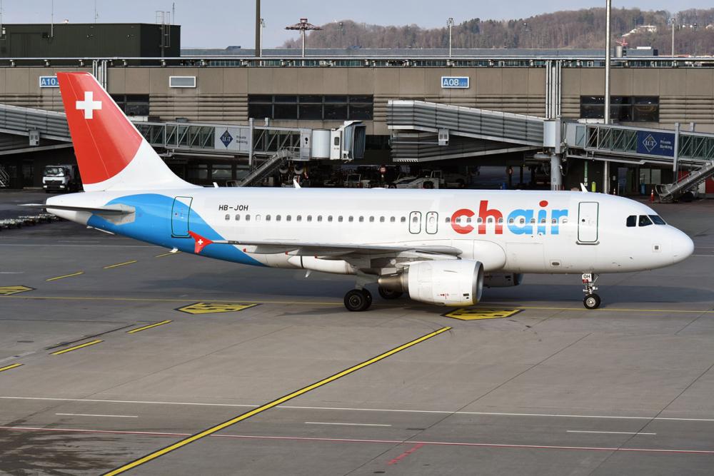 Chair Airbus A319