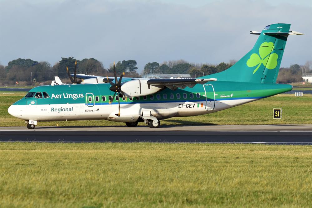Aer Lingus Regional ATR 42