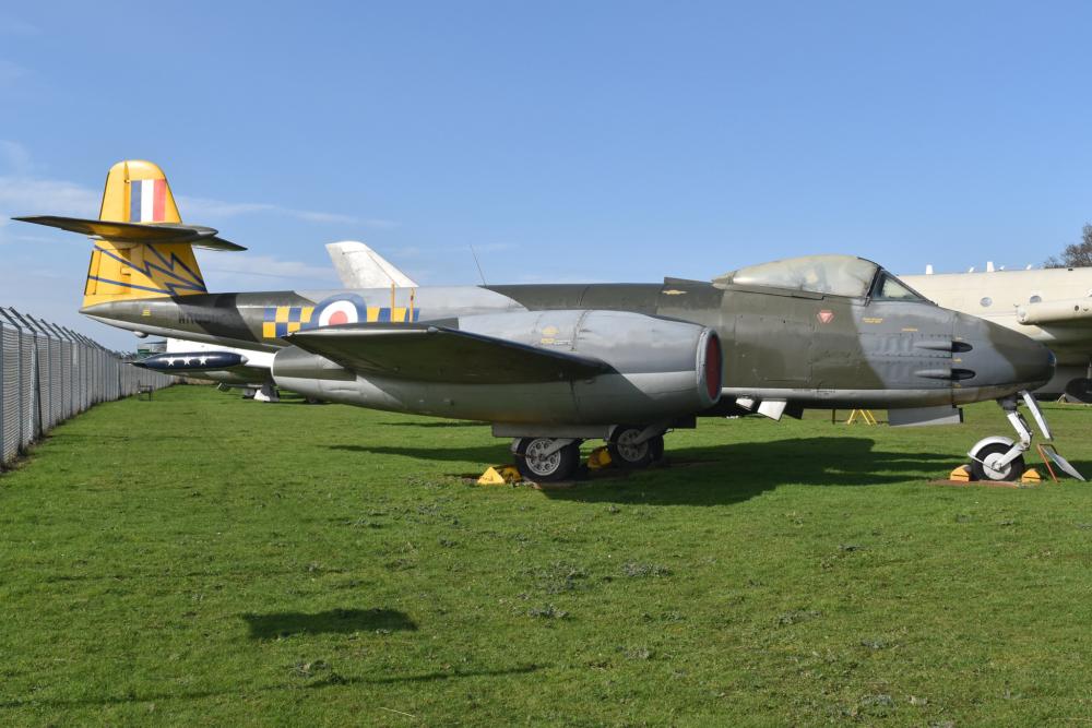 Norwich Gloster Meteor