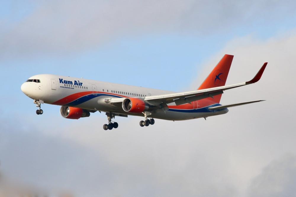 Kam Air B767-300ER