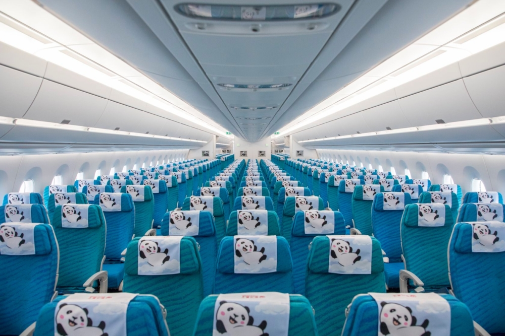 The Plane With The Panda: Inside Sichuan Airlines' A350 Fleet
