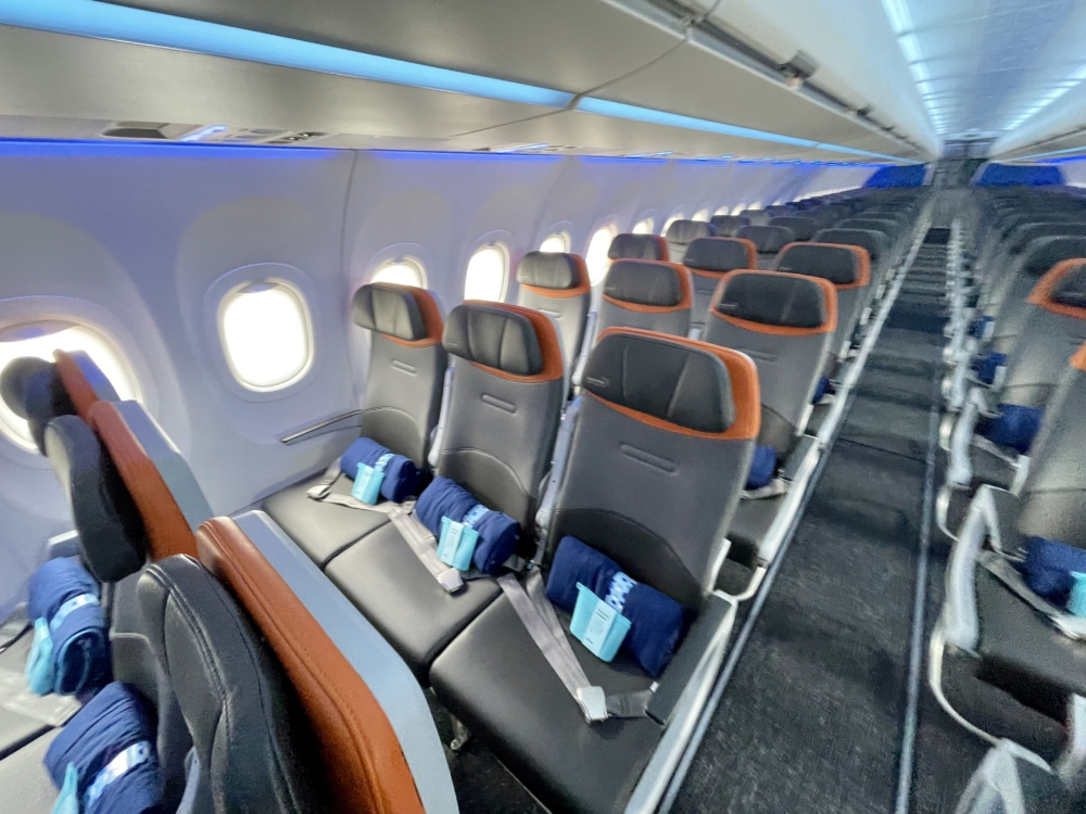 JetBlue A321LR Core