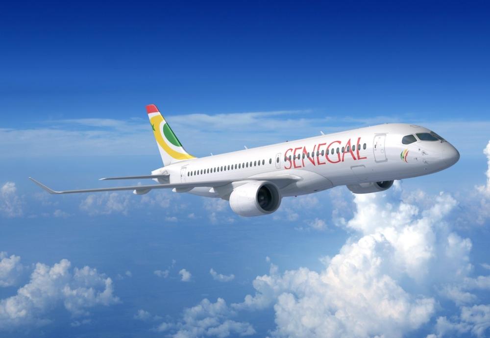 A220 Air Senegal
