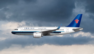 Airbus A319neo, China Southern Airlines, First Plane