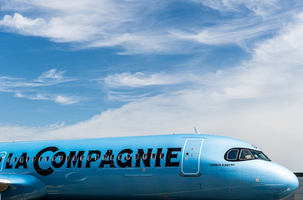 Business Carrier La Compagnie Expands Into The Cargo Sector
