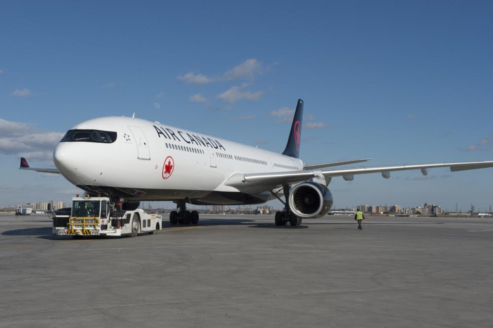 A330-300 air canada