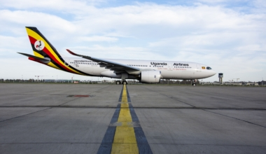 Uganda Airlines A330 neo