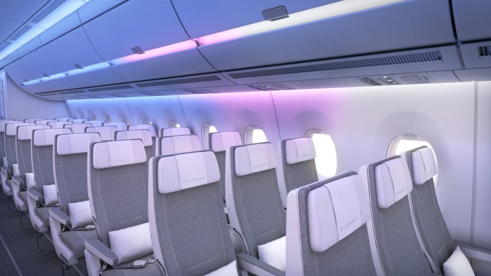 A350 Deboarding