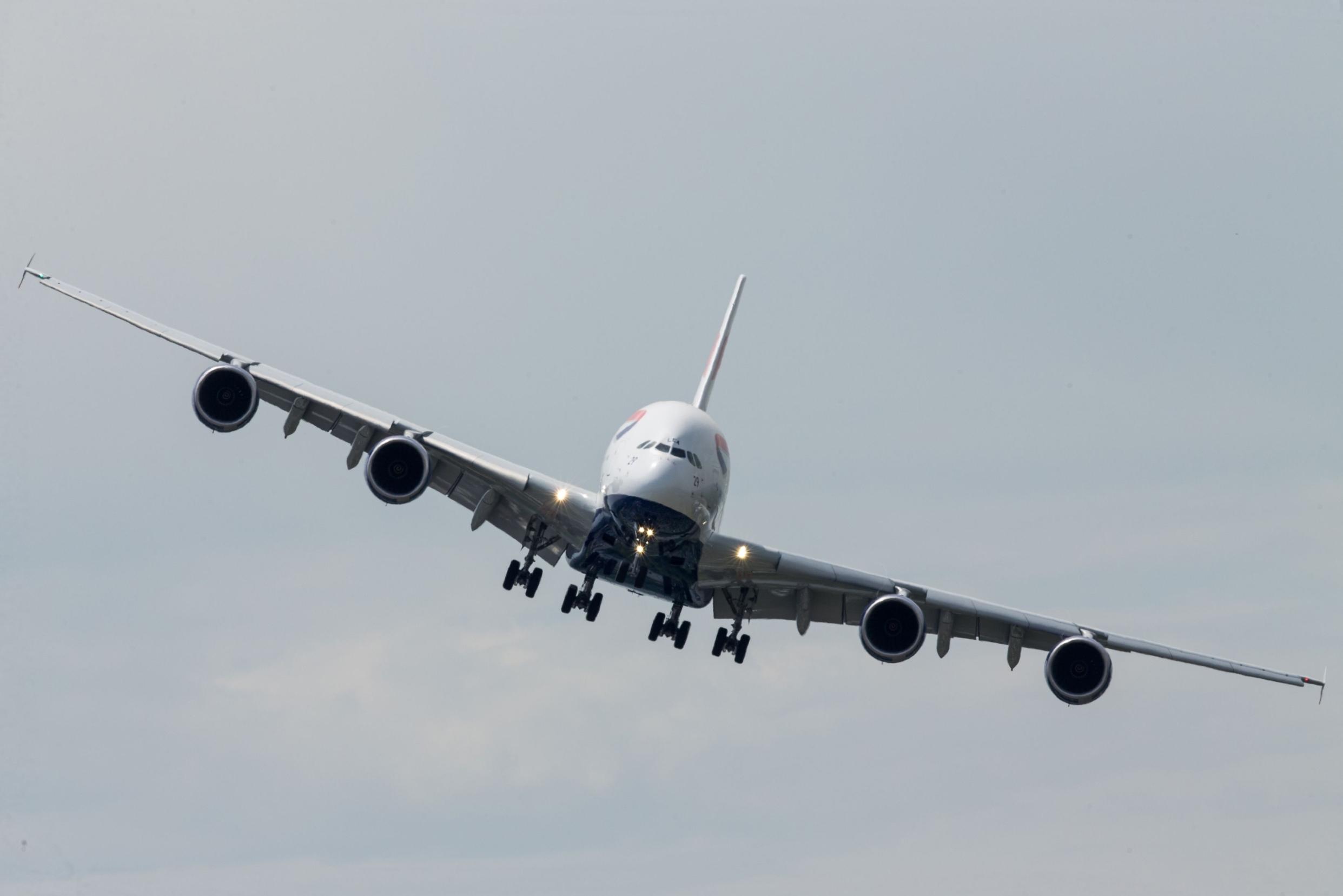British Airways, Airbus A380, Future