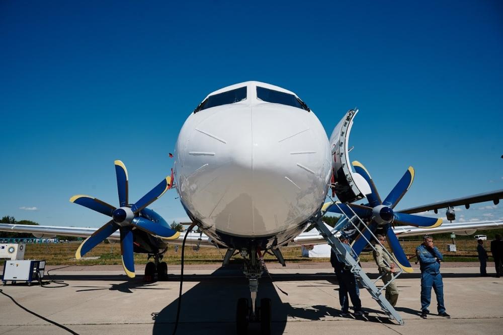 Il-114-300 Front