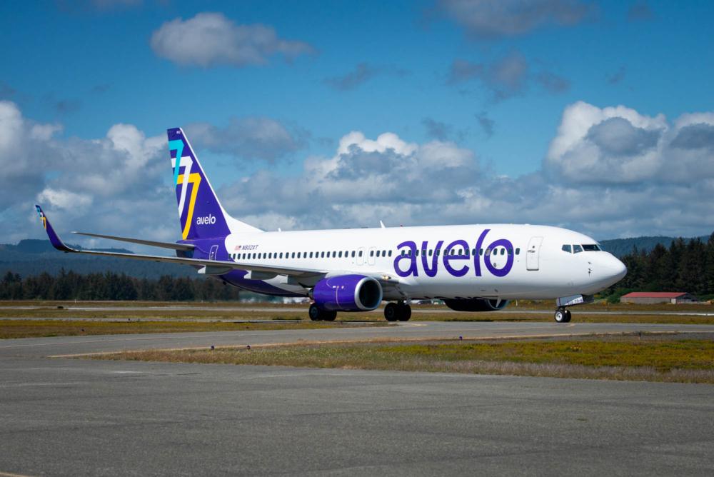 Avelo Boeing 737-800
