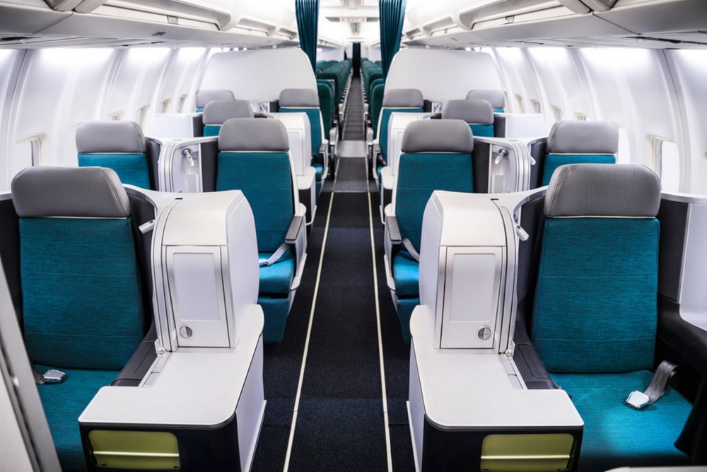 Are Premium Cabins On Planes About To Get Smaller?