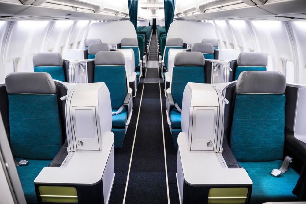 Aer Lingus A321LR Business