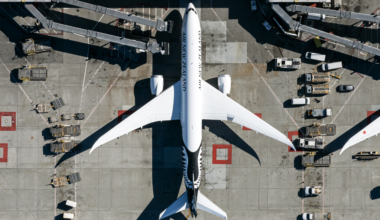 Air New Zealand Boeing 787-9 Dreamliner (2)