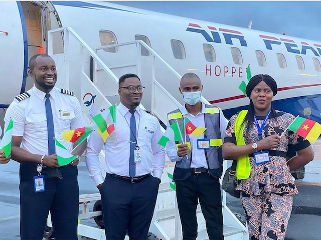 Air Peace to Cameroon_1