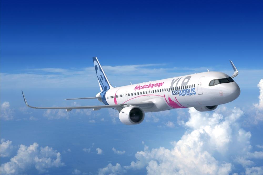 Air Astana, Airbus, A321XLR