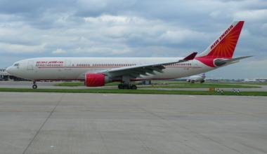 Air India Airbus A330-200