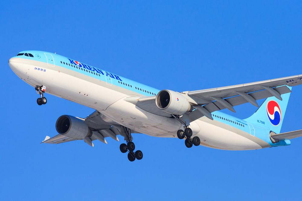 Korean A330-300