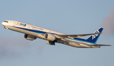 All Nippon Airways Boeing 777-300ER