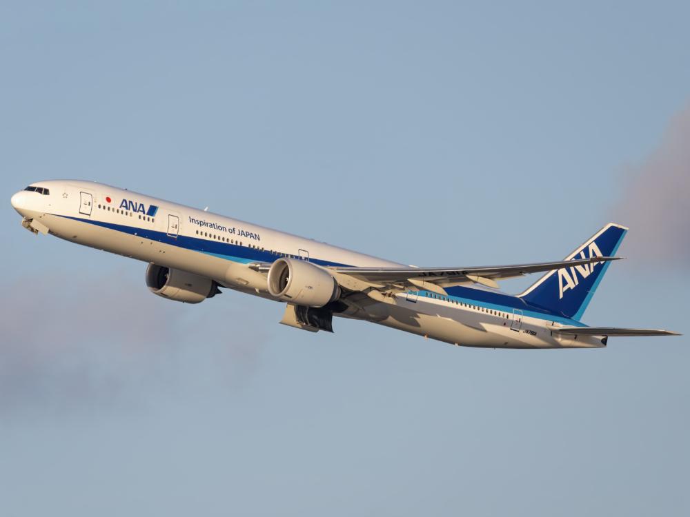 All Nippon Airways Boeing 777-381(ER) JA791A