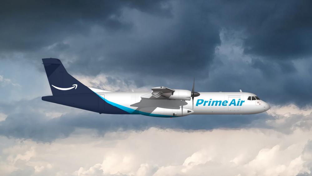 ATR72 Amazon