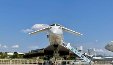 Tu-144 Nose