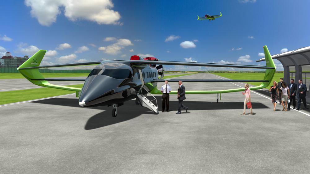 BEHA M1H Regional Air Mobility