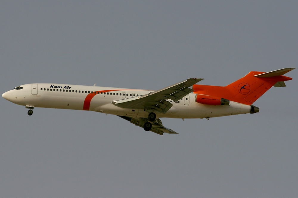 Kam Air B727