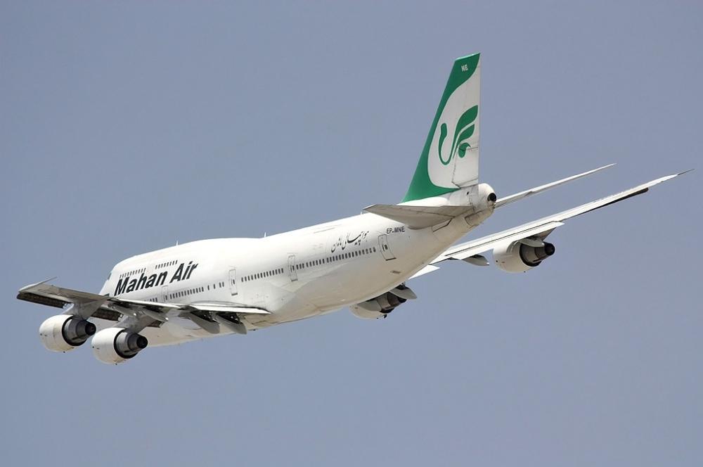 Mahan Air B747