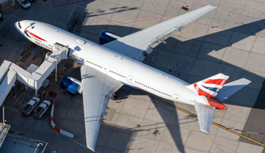 British Airways Boeing 777-236(ER) G-VIIN