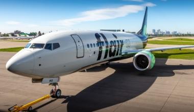 Flair, Edmonton, Aircraft Base