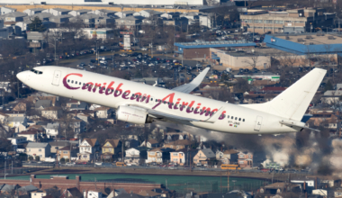 737 Caribbean Airlines