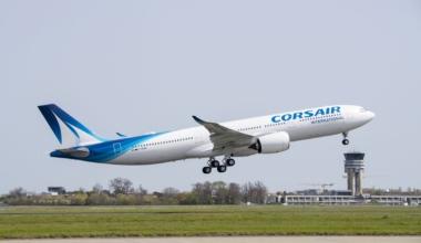 Corsair's first A330neo