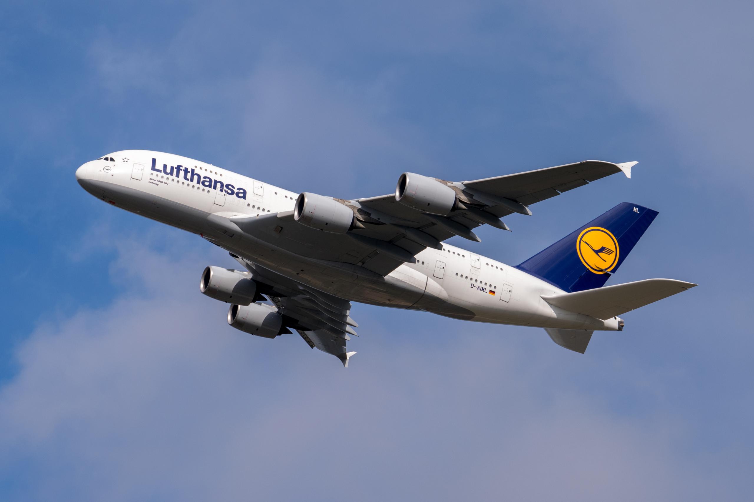 Lufthansa, Airbus A380, Carsten Spohr
