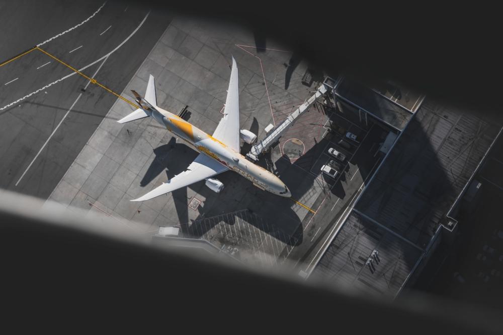 Etihad Boeing 787-9