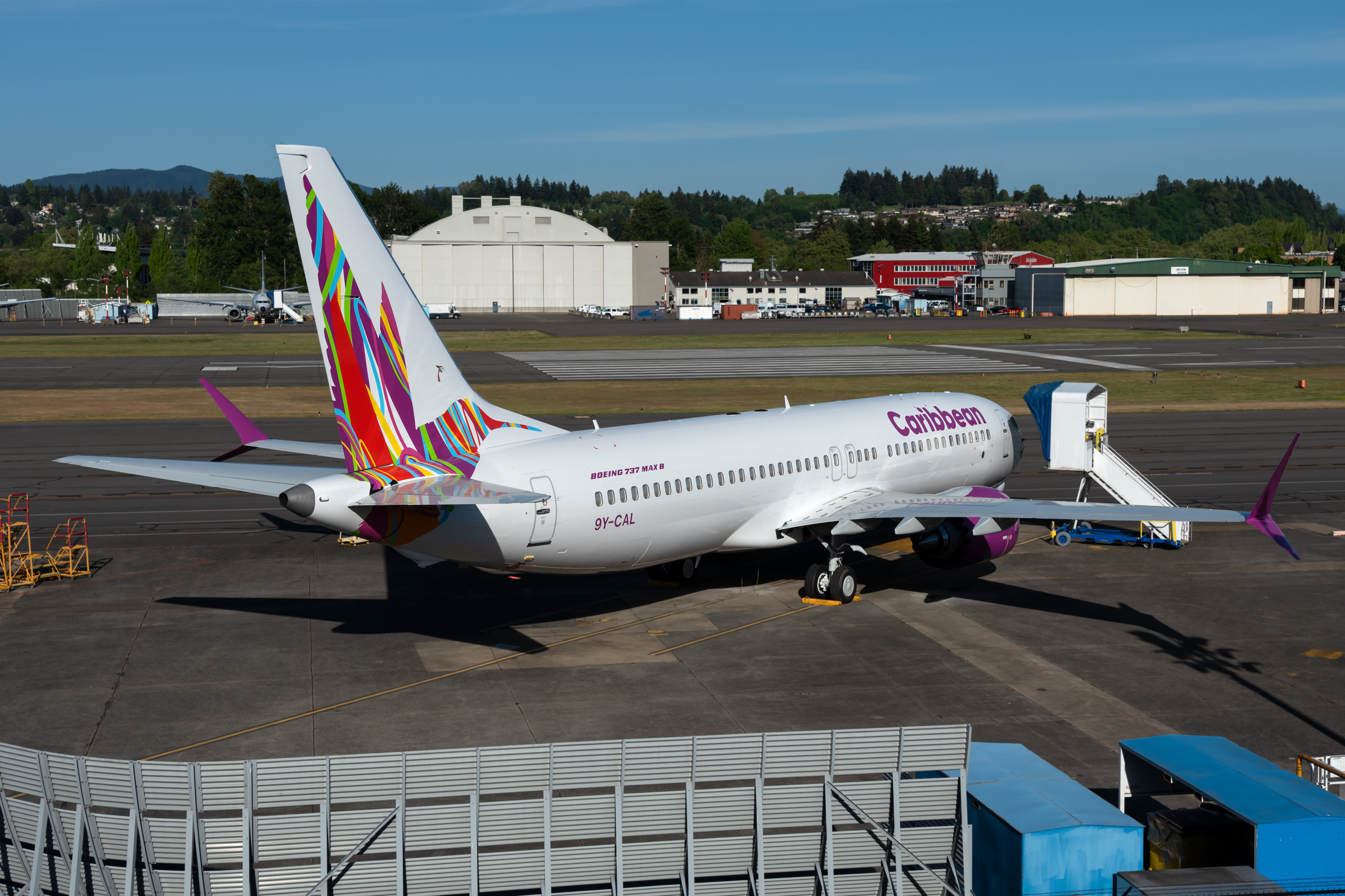 Caribbean Airlines, Boeing 737 MAX, Order