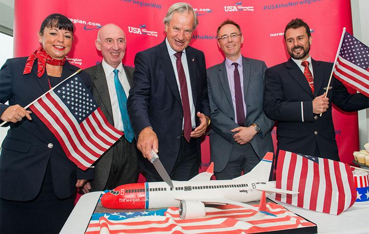 Norwegian Edinburgh to the USA