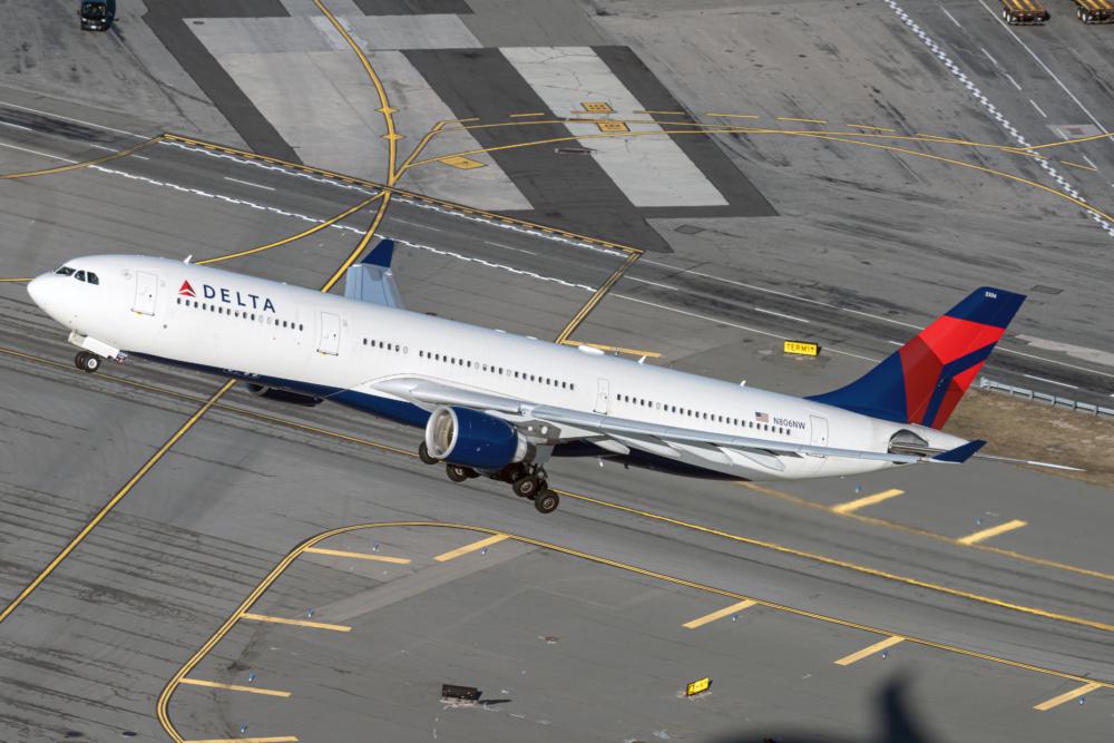 Eurowings a330-300 seatmap Delta Airlines