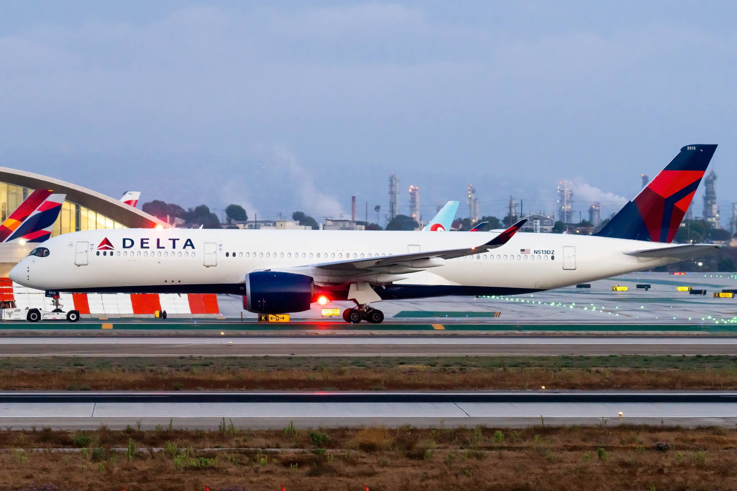 Delta Air Lines, Airbus A321neo, Order