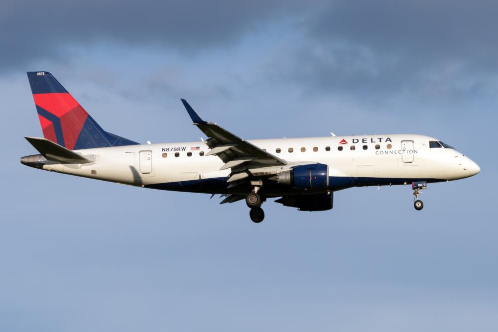 Delta Embraer 170