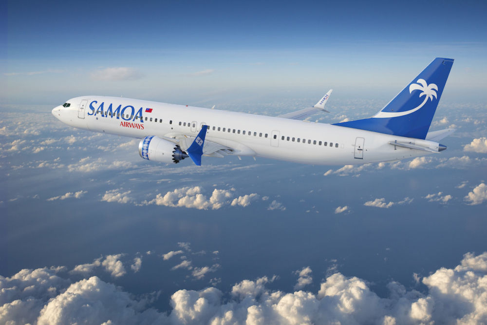 Alaska Airlines Will Take A 737 MAX Canceled By Samoa Airways