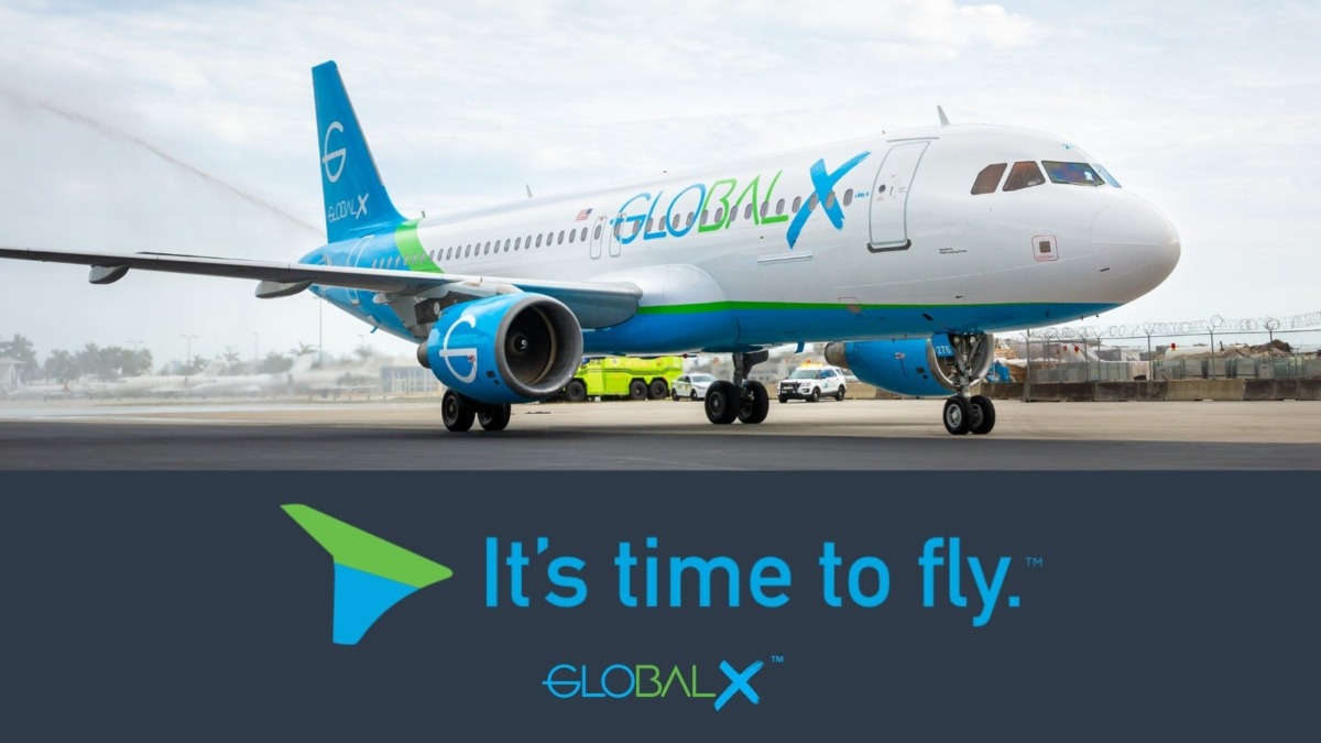 GlobalX Airbus A321-200