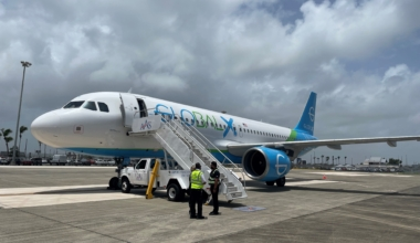 GlobalX Airbus A321