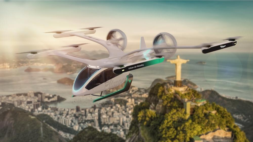 Eve air taxi