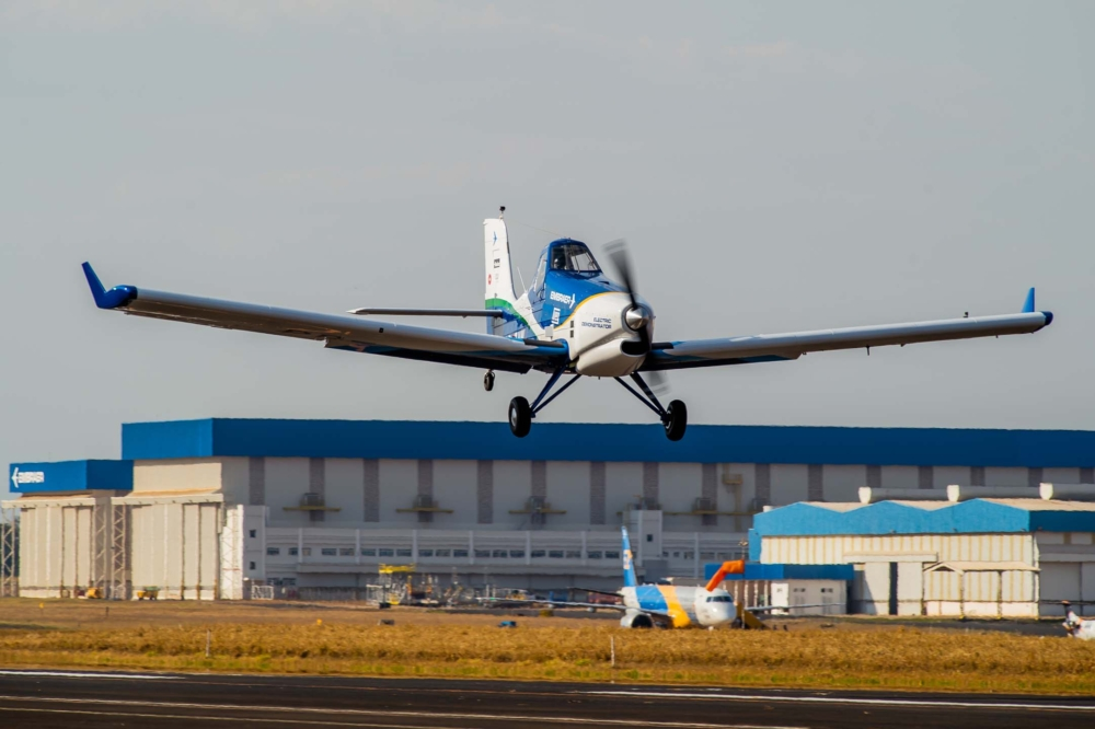 Embraer Electric Demonstrator