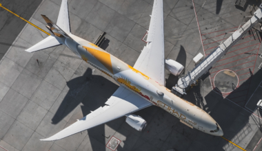 Etihad (ADNOC - Choose China Livery) Boeing 787-9 Dreamliner A6-BLF