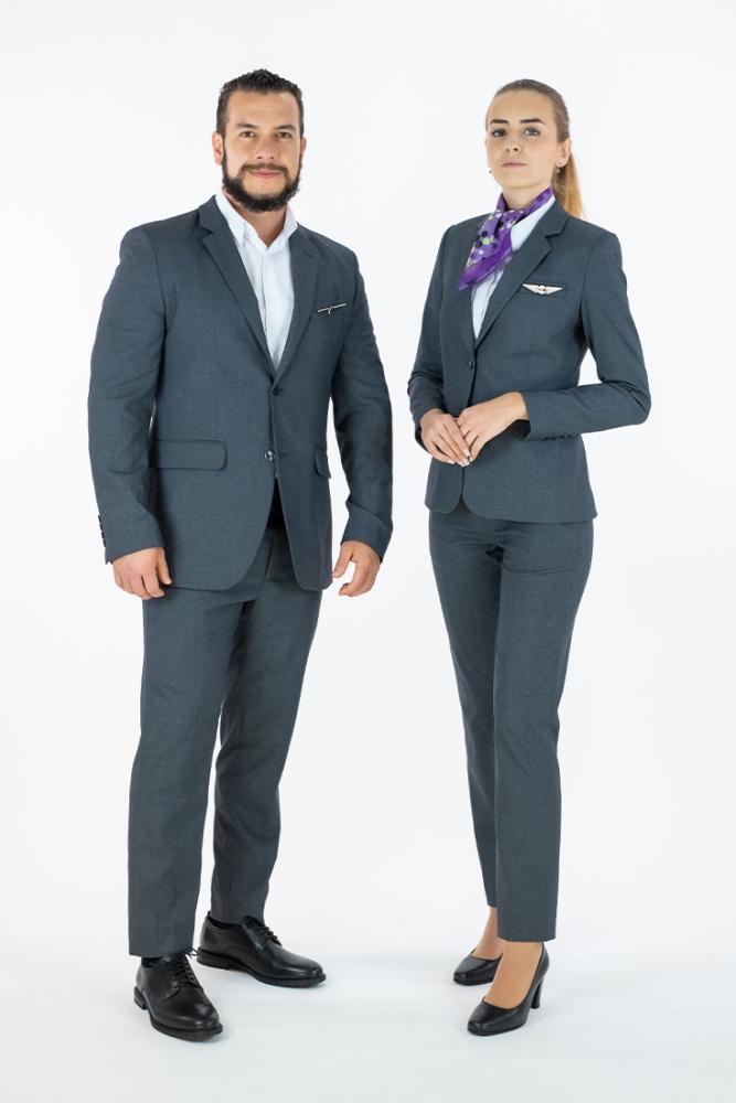 Flair uniform reveal